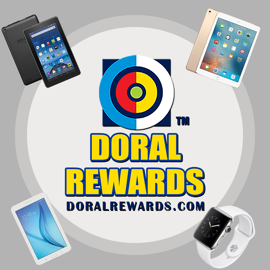 Doral Rewards. Earn rewards for building your business while attending business events at the Doral Chamber of Commerce.